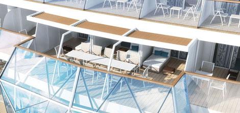 Mein Schiff 4 - Tui Cruises | Information zum Schiff